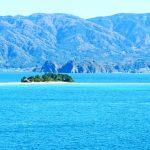 水島が絶景すぎる!北陸のハワイと呼ばれる福井のビーチに行けるのは夏だけ!