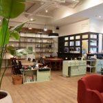 昭和レトロな雰囲気が残るリノベーションカフェで、信州りんごのスイーツを♪