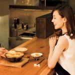いつも笑顔な国仲涼子の幸せオーラをさらに上げる和食店4選