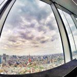 東京を一望できる!東京都港区にある「東京シティビュー」は人気のビュースポット