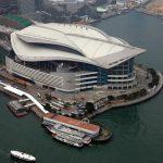 ヴィクトリア・ハーバーのシンボル!香港コンベンション&エキシビションセンター
