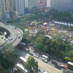 香港にも都会のオアシスがあります♪ヴィクトリア・パーク