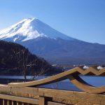 富士山をバックに冬の花火が打ち上がる!河口湖冬花火を見に行こう!