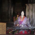 紫式部が源氏物語を起筆した源氏の間があるお寺、ロマンがあります