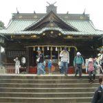 群馬県館林市の雷電神社は、雷様のエネルギーが守るパワースポット!